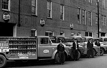 History of the Pepsi-Cola Bottling Company of Central Virginia